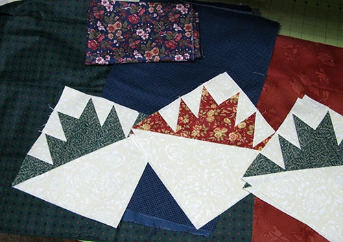 Delectable Quilt blocks