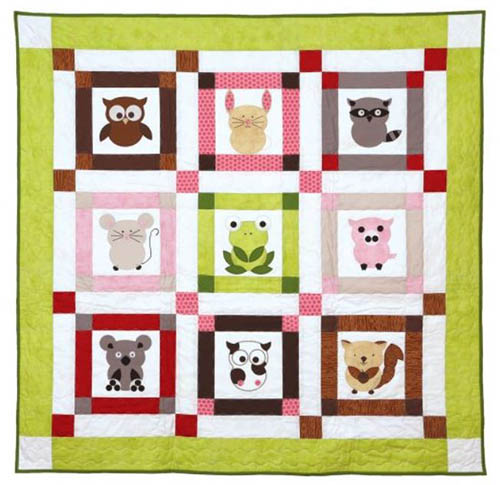 GO! Talk to the Animals free pattern