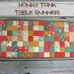 Honky Tonk Table Runner