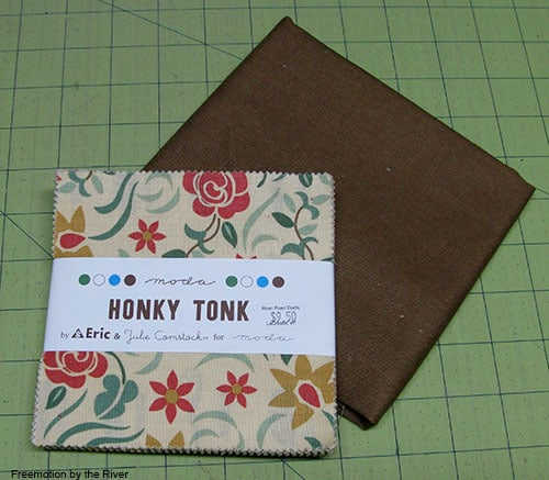 Honky Tonk Charm pack