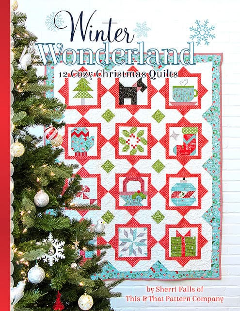 Winter Wonderland Book by Sherri Falls