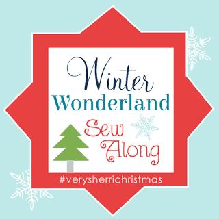 Winter Wonderland Sew Along