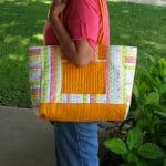 Easy Summer Tote Bag