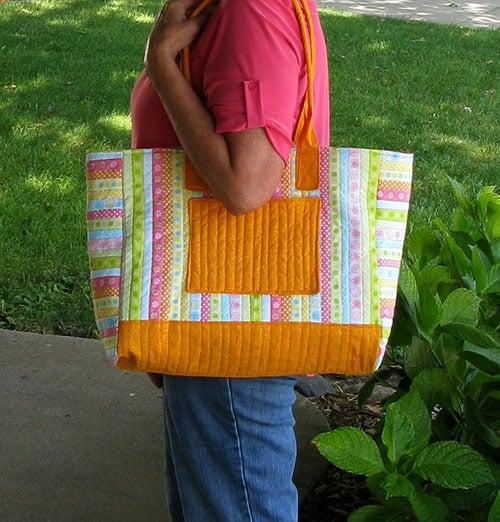 Summer Tote Bag