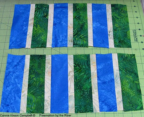 Summer in the Country Placemats Tutorial