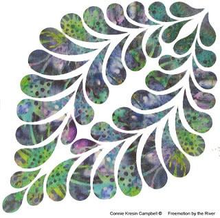 Batik Kaleidoscope Pillow
