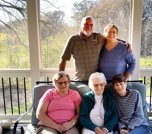 Minnesota trip to see family