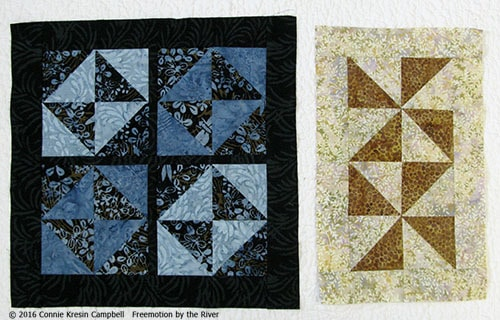 French Roasted Scattered Quilt