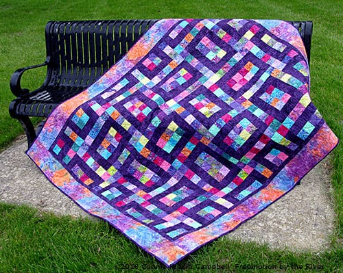 Hopscotch Quilt Pattern