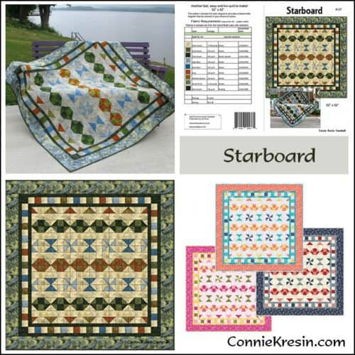 Starboard Pattern Collage