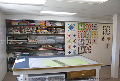 Do It Yourself Quilt Design Wall