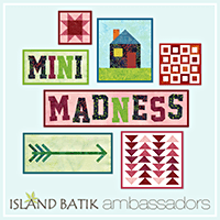 Mini Madness with the Island Batik Ambassadors