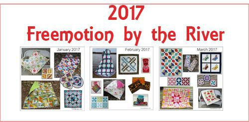 2017 Monthly Blog Reviews