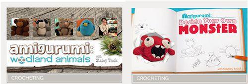Amigurumi crochet animals