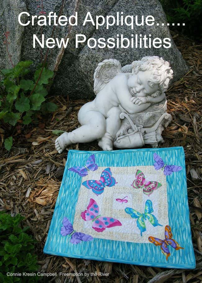 Crafted Applique New Possibilities