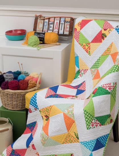 Janes Jewel Box Quilt Pattern