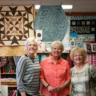 Red Roxy Quilt Co