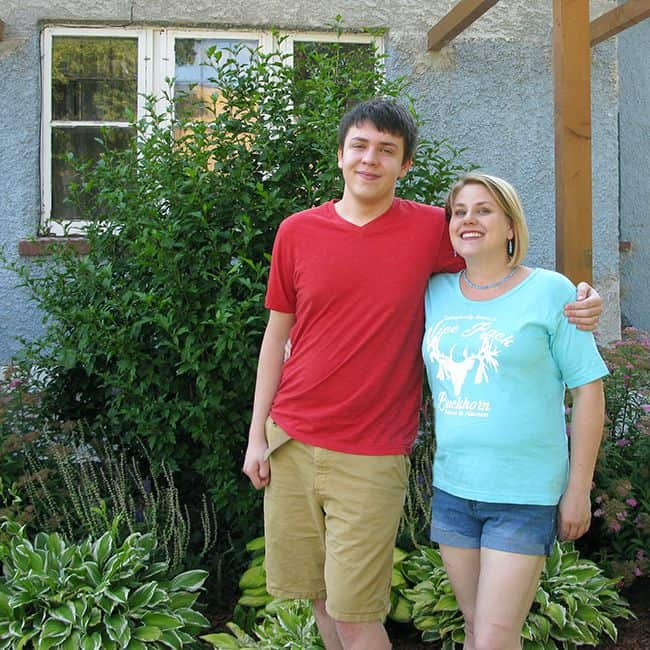 Kimberly and Xander photo