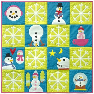 Snow Much Fun Wall Hanging