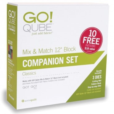 "12"" GO! Qube Companion Set"