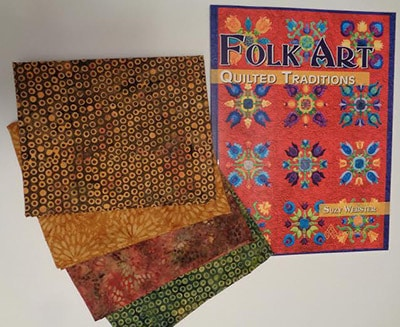 Folk Art Quilted Traditions Giveaway