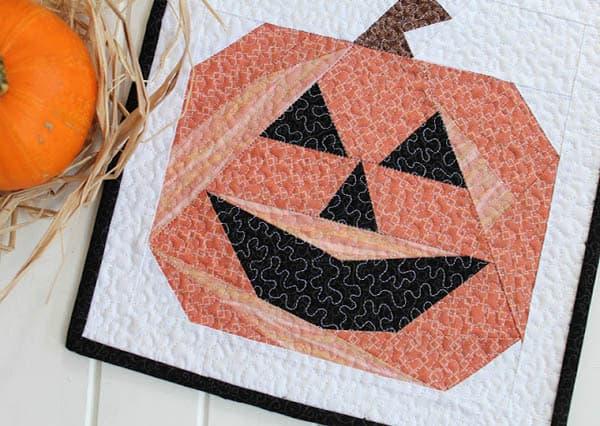 Halloween Roundup Jack O Lantern