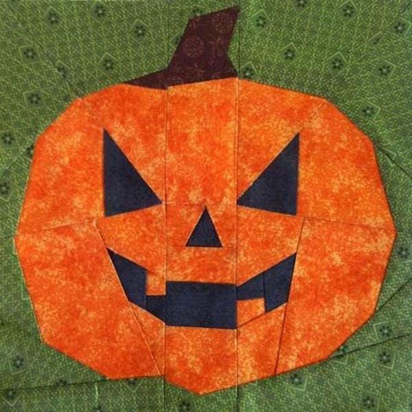 Halloween Roundup Jacko Pumpkin