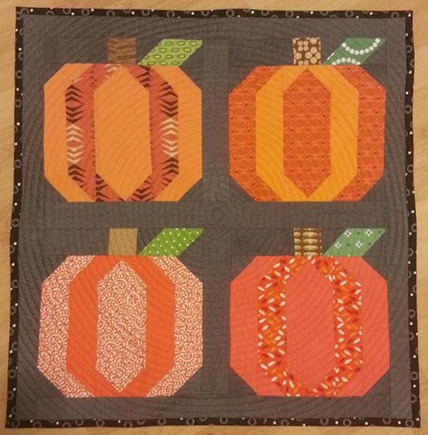 Halloween Roundup Pumpkin Blocks