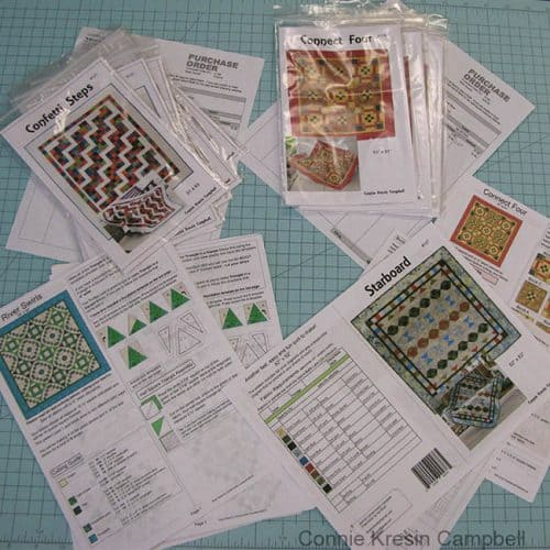 Writing and Designing Quilt Patterns