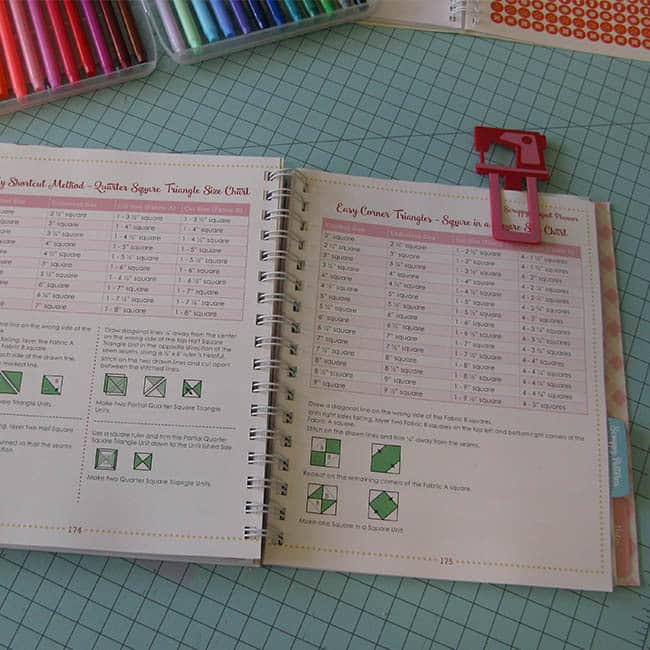 Scrappy Project Planner with Scrappy Patterns included