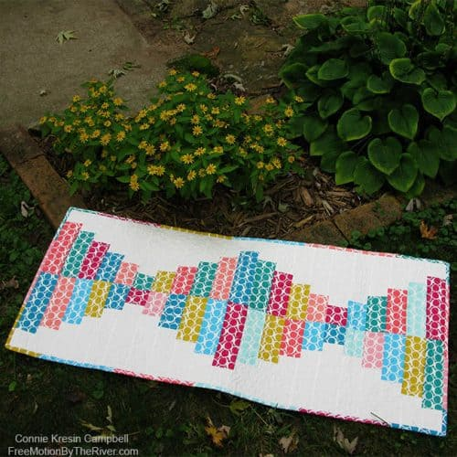 Table Runner in the Grass
