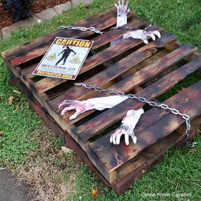Halloween Walking Dead