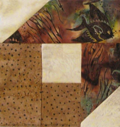 Single Box quilt block