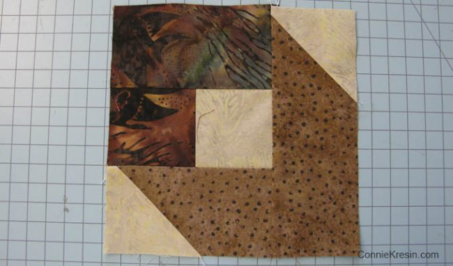 Box Quilt Block Tutorial
