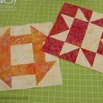 Solstice Challenge Batik Blocks
