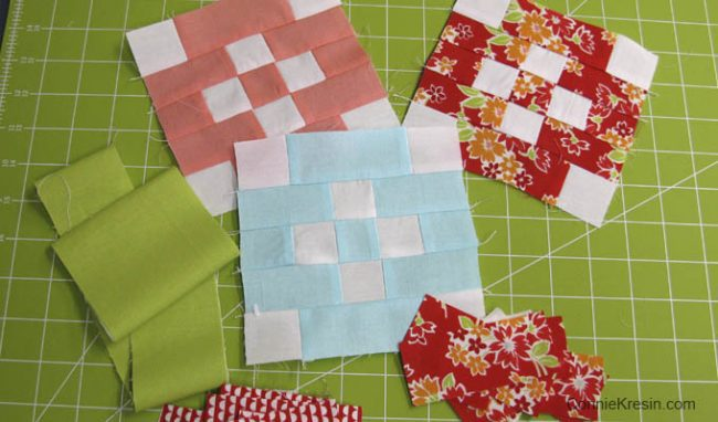 2017 Patchwork Quilt Along