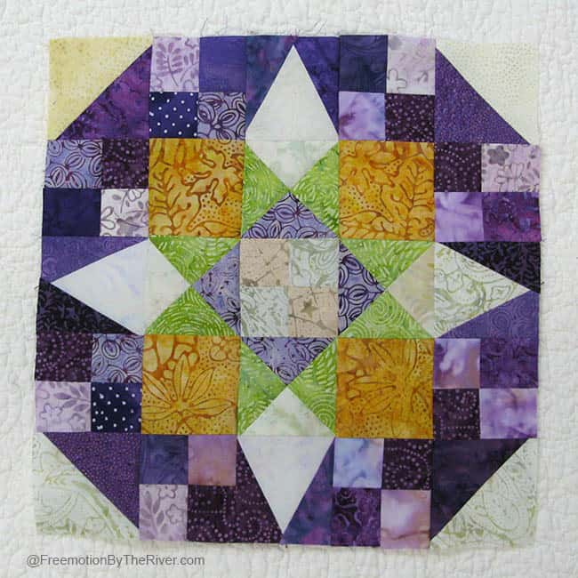 En Provence Mystery Quilt