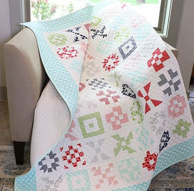 Patchwork Quilt Along