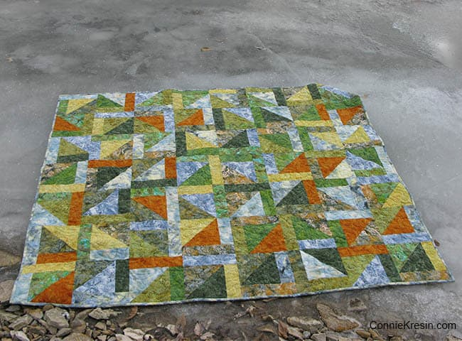 Lake Life batik collection from Island Batik