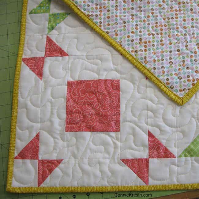 Layer Cake Pop! Free Quilt Pattern