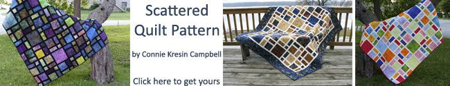 Scattered Pattern