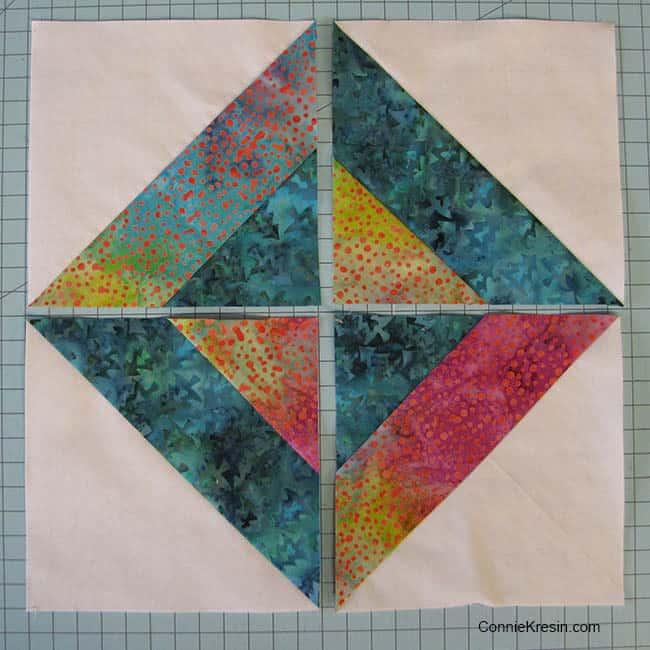 Tutorial batik block