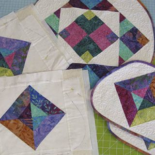 Quilt UFO for January