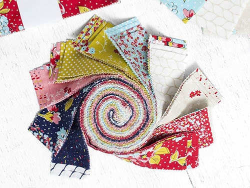 Boundless Flower Shoppe Fabrics