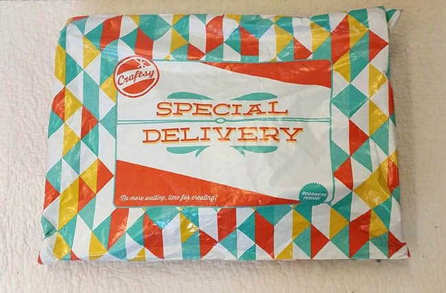 Craftsy Packing in the mail