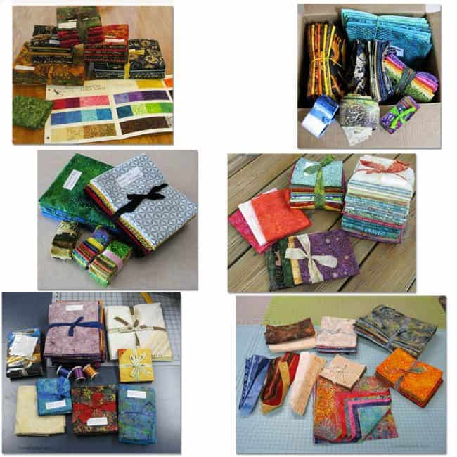 Island Batik Ambassador 3 years of fabrics