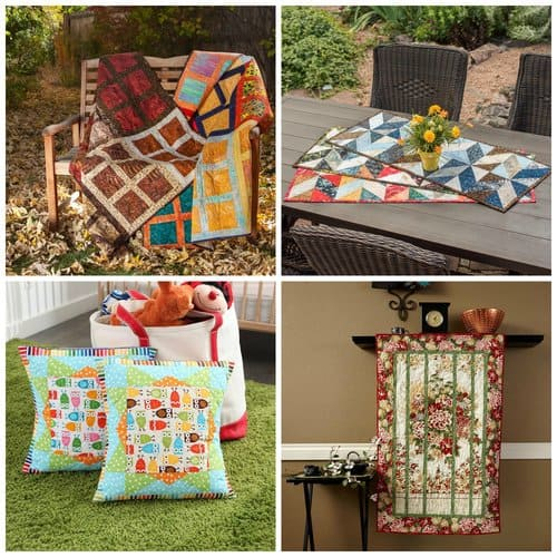 Craftsy Quilt Kits on Clearance