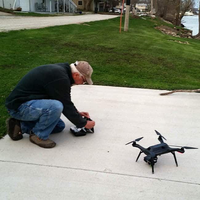 Jim Quadcopter