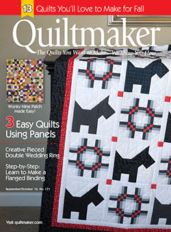 Quiltmaker Issue