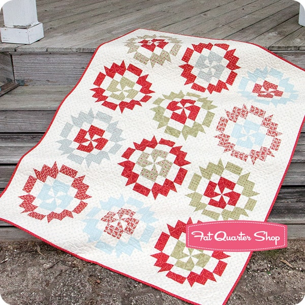 Peppermint Bark Quilt Along